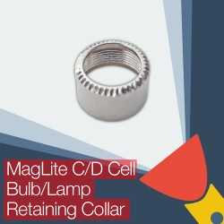 MagLite C/D Cell Bulb/Lamp Retaining Collar